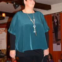 Modenschau Herbst 2011