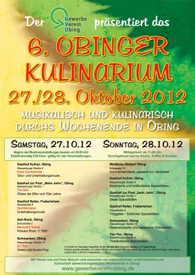 6. Obinger Kulinarium