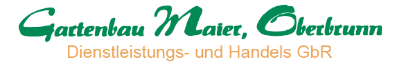 Gartenbau Maier