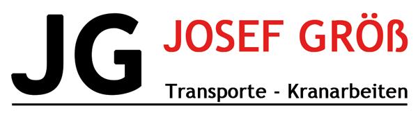 Transporte & Kranarbeiten Josef Größ