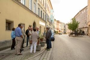 Besuch in Teisendorf