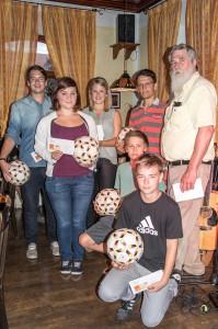 Die Gewinner des WM Tippspiel 2014