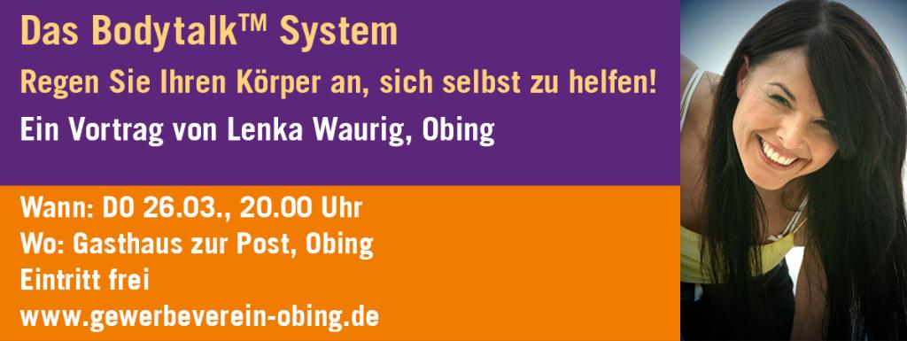 Vortrag: Das BodyTalk-System